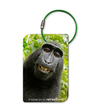 retreev SMART Bag / Luggage Tag - Monkey