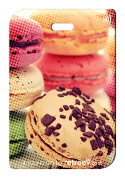 retreev SMART Bag / Luggage Tag - Macaron