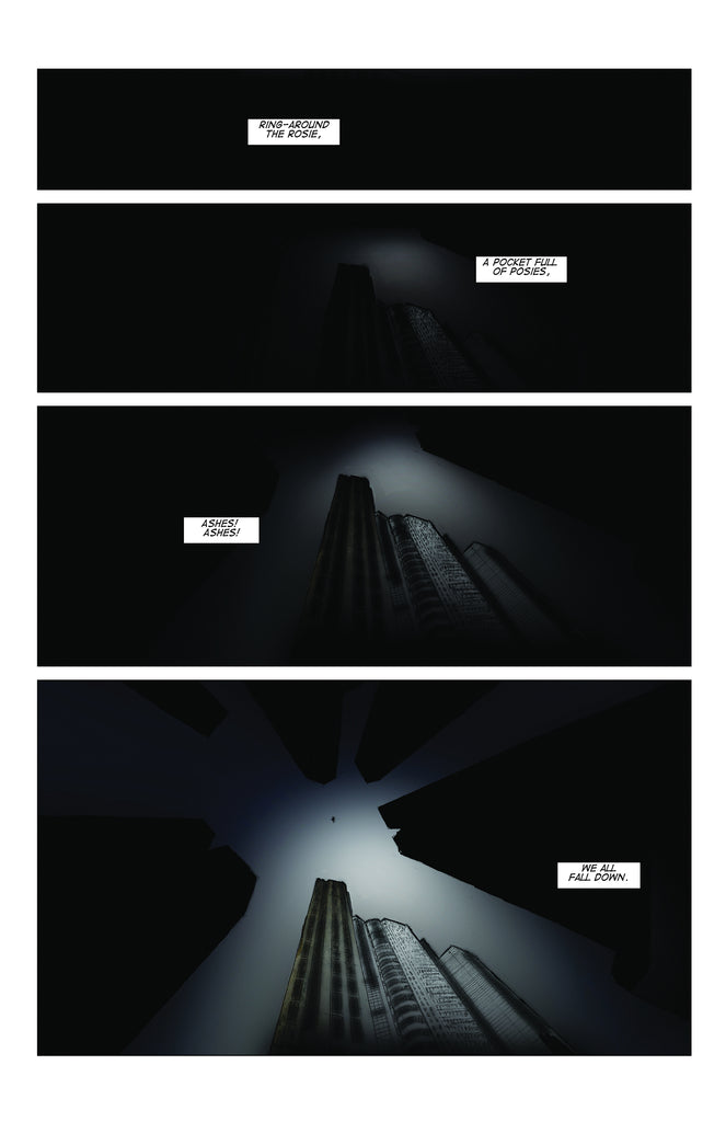 The Impossible Family #1 Page 2