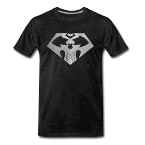 Deathquake Men's Premium T-Shirt - charcoal gray