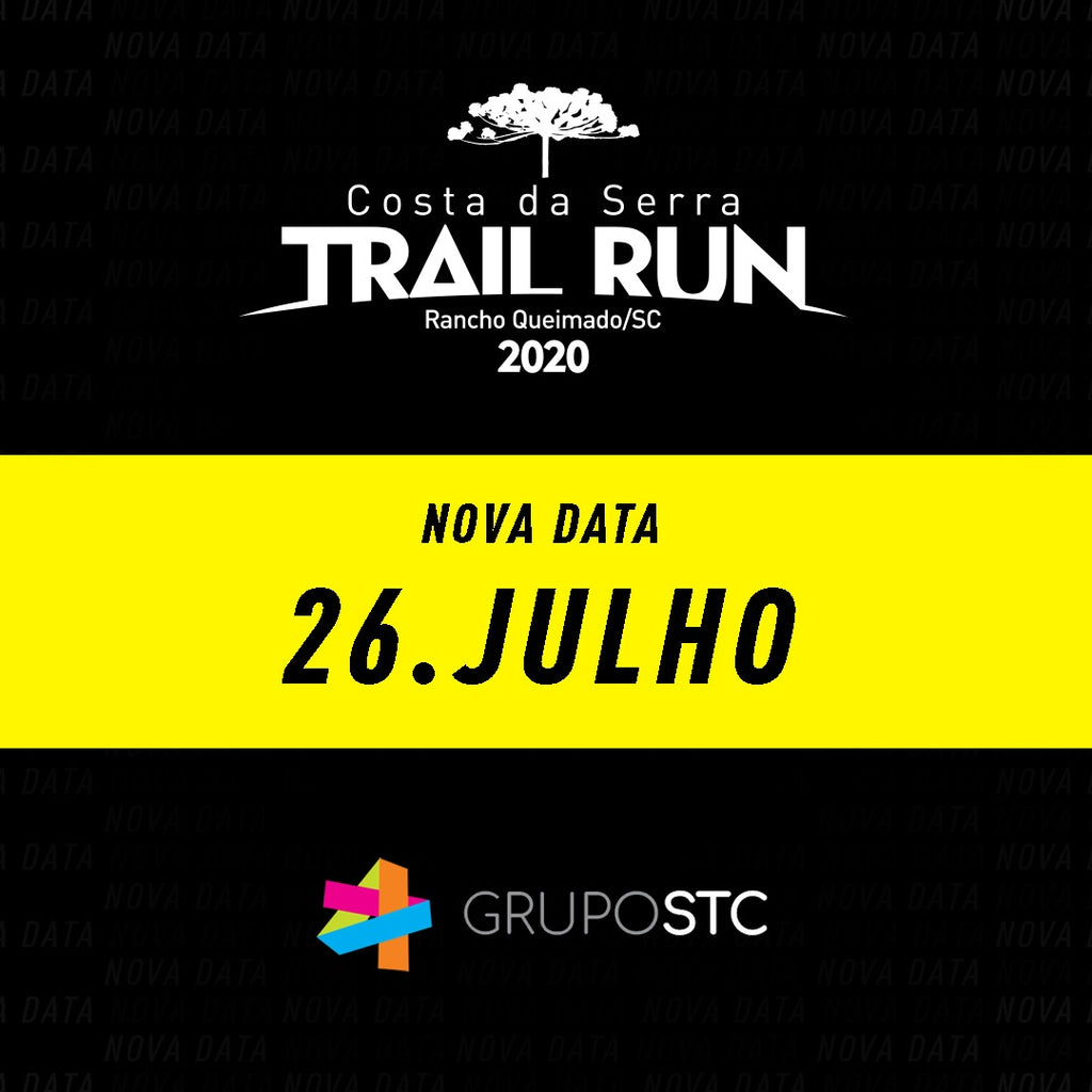Comunicado - Costa da Serra Trail Run