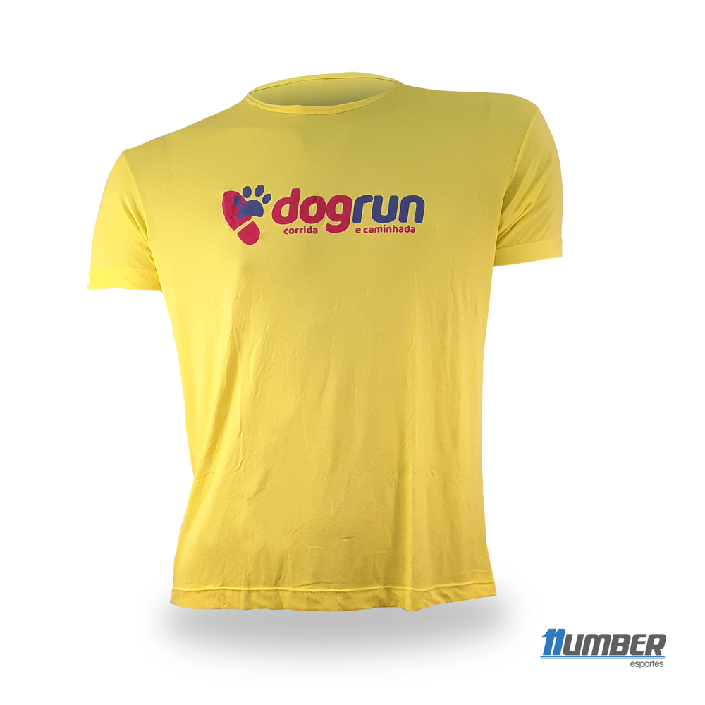 Camiseta DOG RUN