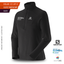 Fleece Polar 1/2 Zip Salomon Black Masculino