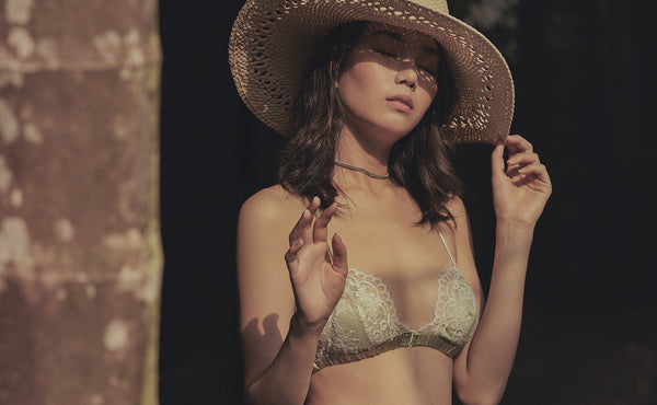 On The Peak Magazine: Bespoke lingerie: Perk by Kate, Katherine Hamilton, Exquisite Intimates