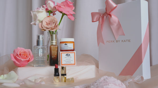 Estée Lauder x Perk by Kate Breast Cancer Campaign Initiative