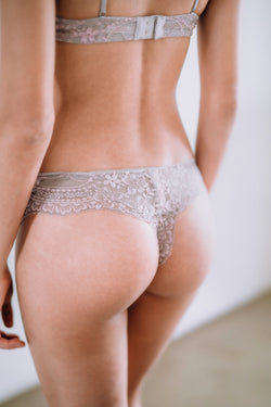 Poise Thong by perk by kate