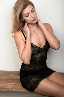 All Lace Glamour Slip by Samantha Chang