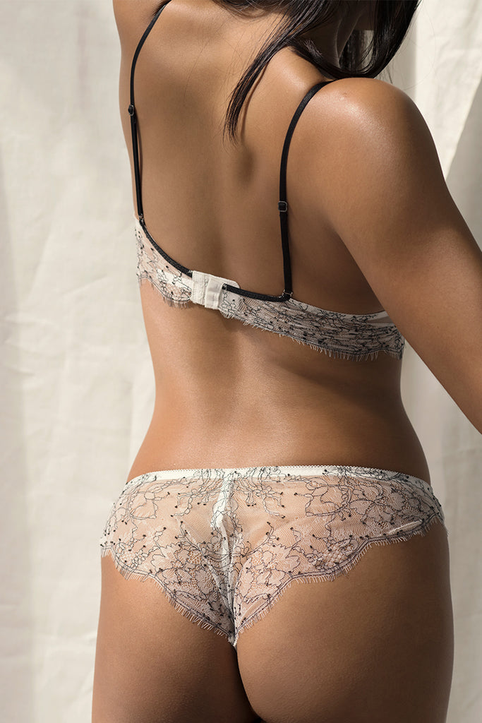 Astrid Lace Cheeky by perk by kate