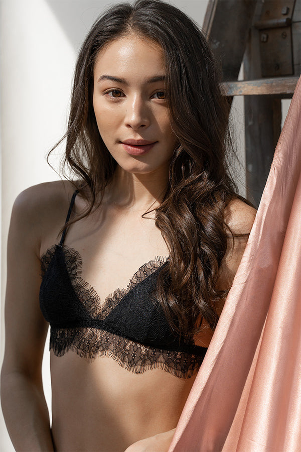 Aurora Padded Bralette by perk by kate