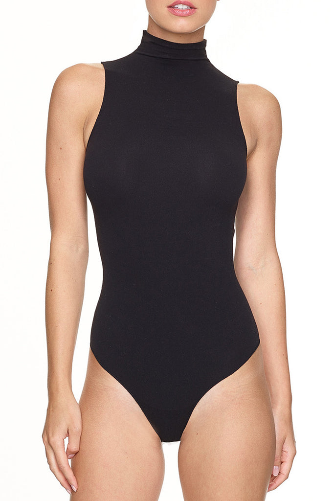 commando Ballet Body Sleeveless Bodysuit