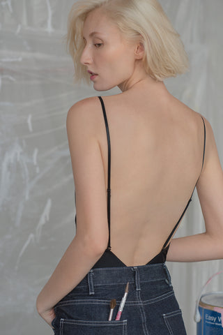 Elisé Padded Bodysuit by perk by kate