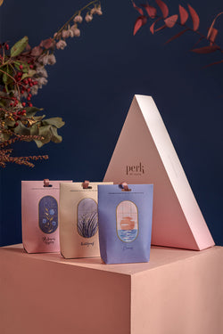 Perk by Kate x Candles of Light Lingerie Scent Satchets