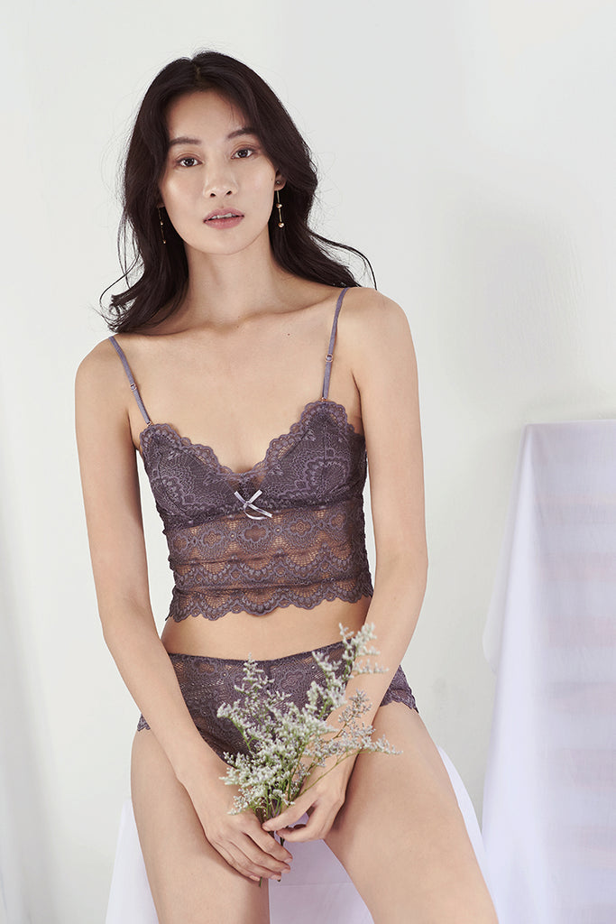 Celiné Convertible Padded Camisole by perk by kate