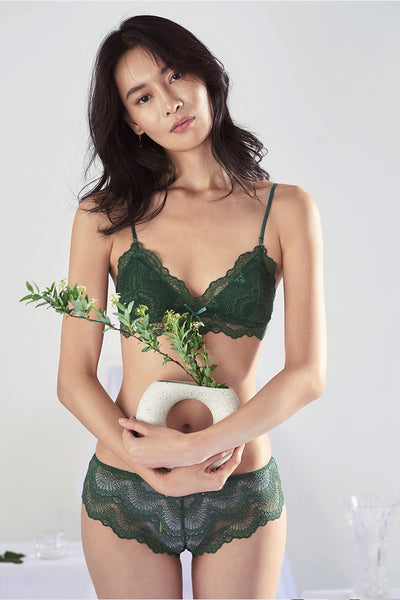 Celiné Three-Way Convertible Padded Bralette by perk by kate