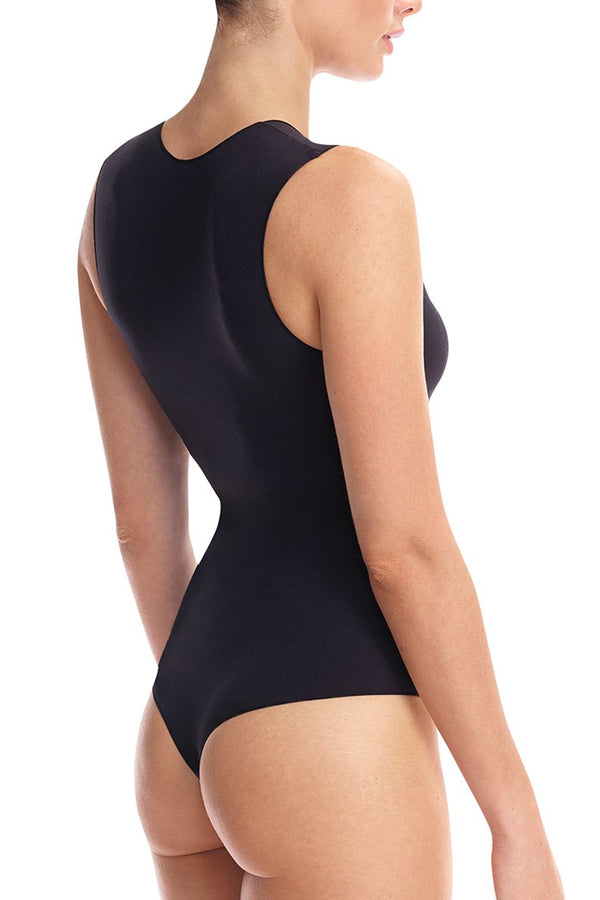 commando Ballet Body Tank Bodysuit
