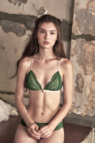 Naomi Padded Bralette by perk by kate