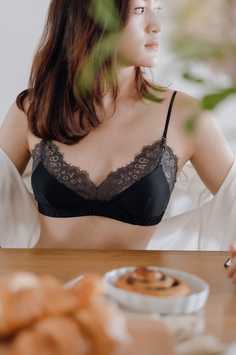 Everly Padded Bralette by perk by kate