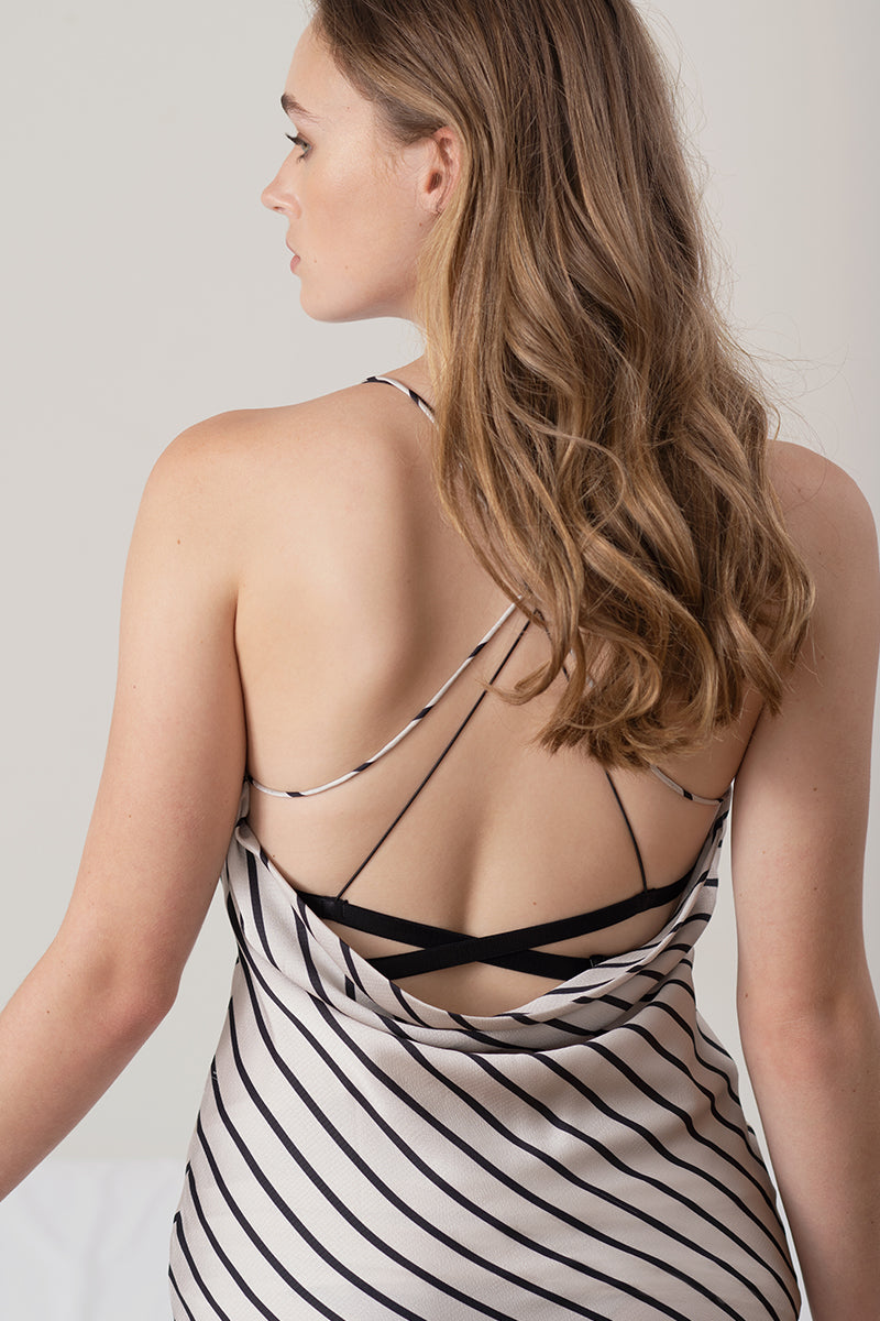 Macy Low Back Padded Bralette by perk by kate