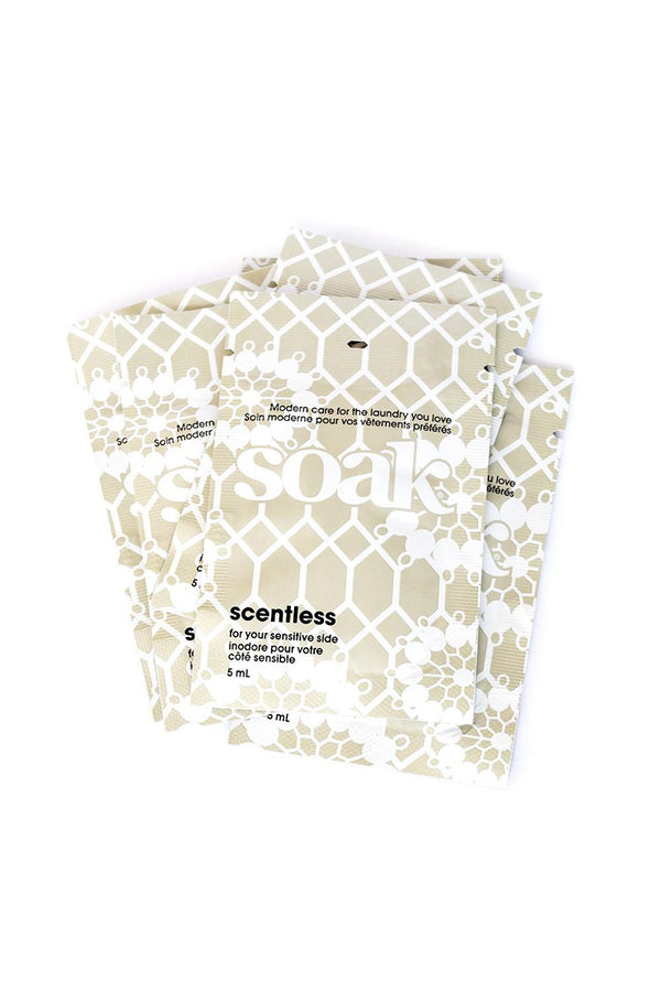 Soak Scentless No-Rinse Laundry Soap