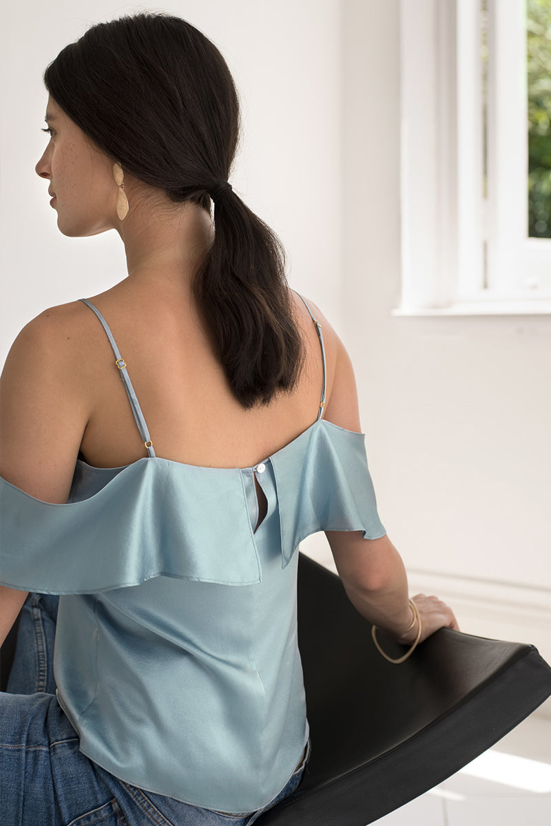 Teah Off-Shoulder Camisole by NiloNilo