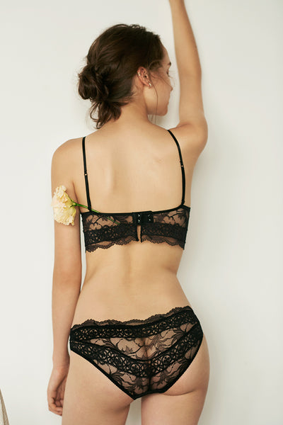 Olivia Lace Cheeky by perk by kate