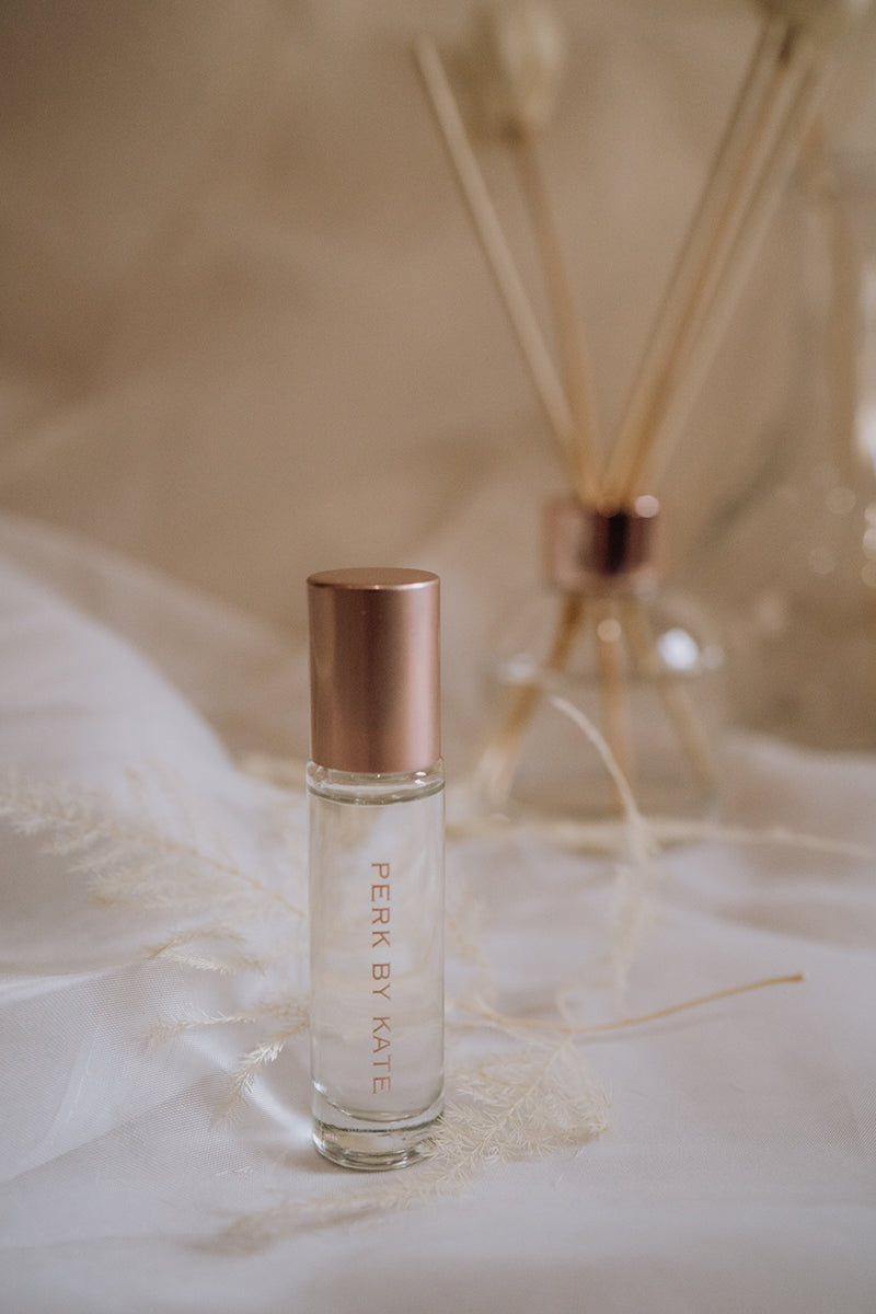 Eau de Parfum Roll On by perk by kate