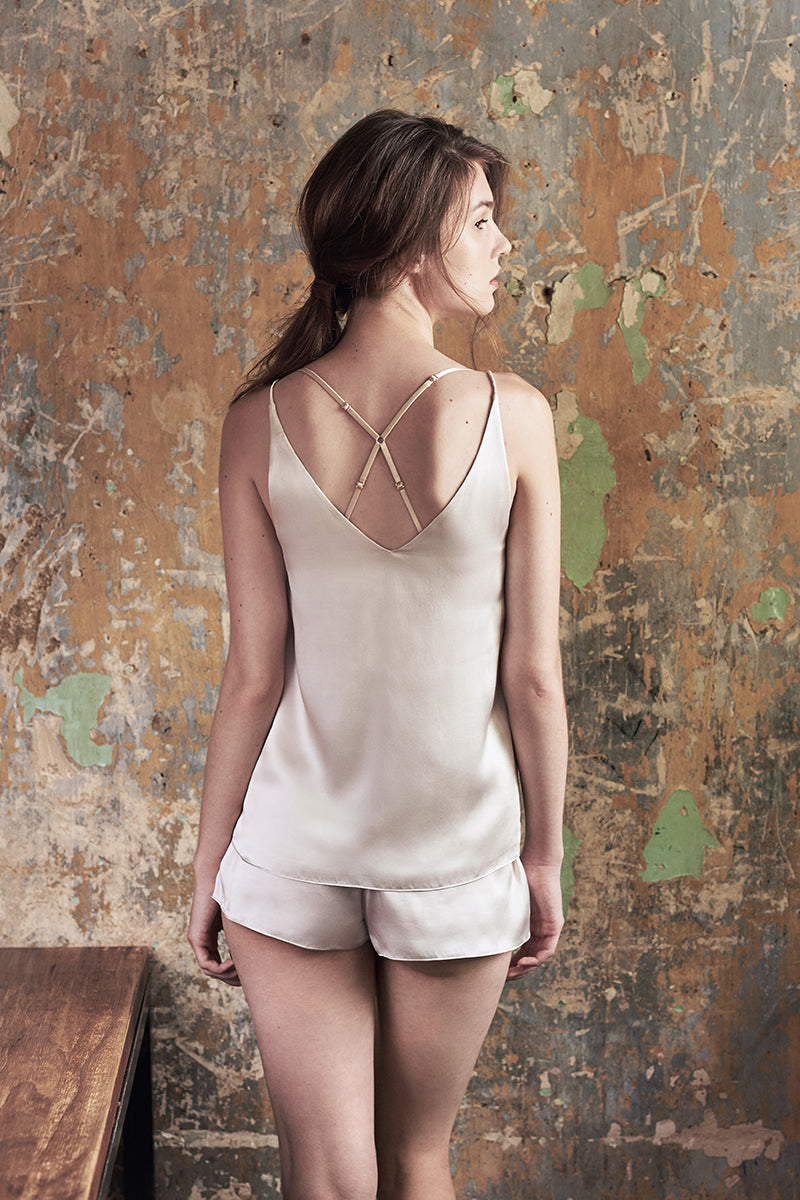 Stella Silk Camisole by perk by kate
