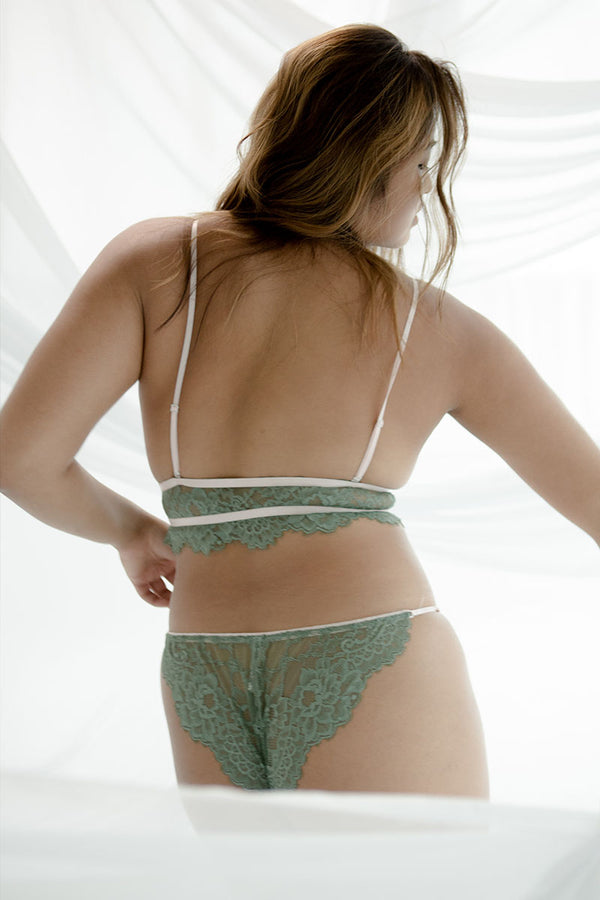 Rhapsody Strappy Cheeky by Perk by Kate