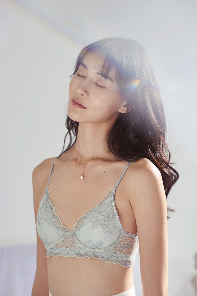 Kelly Push Up Padded Bralette by perk by kate