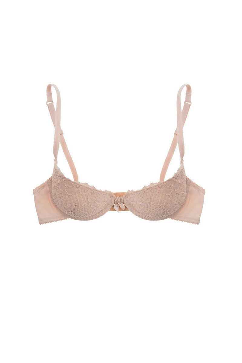 Timpa Duet Lace Half Cup Padded Bra
