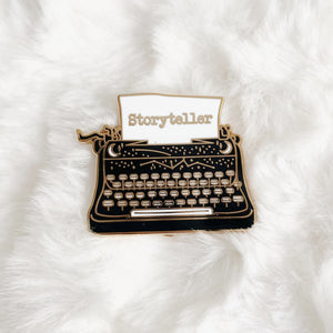 Storyteller Typewriter