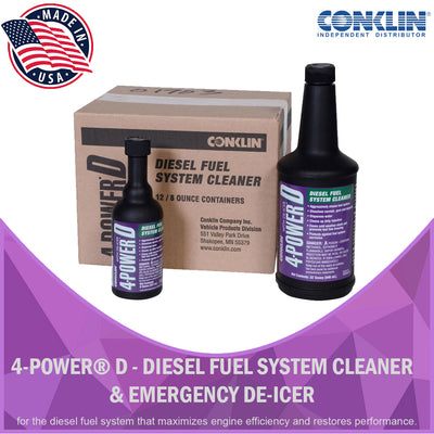 4-Power® D - Diesel Fuel System Cleaner & Emergency De-Icer [variant_title] Fuel Conditioners Fuel & System Cleaners