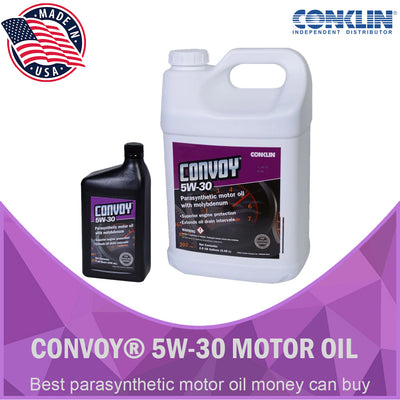 Convoy® 5w-30 Motor Oil [variant_title] Motor Oils & Treatments