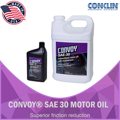 Convoy® Sae 30 Motor Oil [variant_title] Motor Oils & Treatments