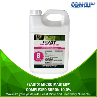 Feast® Micro Master™ Complexed Boron 10.0% [variant_title] MICRO & SECONDARY NUTRIENTS