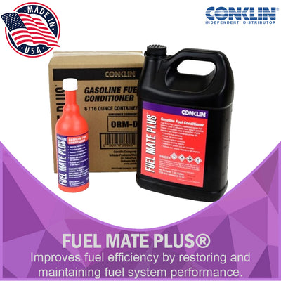 Fuel Mate Plus® 55 Gallon (min order of 2) Fuel Conditioners Fuel & System Cleaners