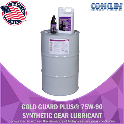 Gold Guard Plus® 75w-90 Synthetic Gear Lubricant [variant_title] Gear Oils