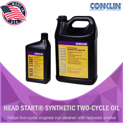 Head Start® Synthetic Two-Cycle Oil [variant_title] Motor Oils & Treatments