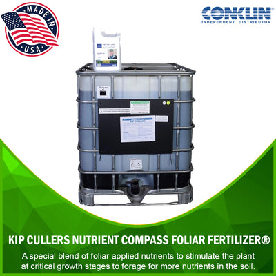 Kip Cullers Nutrient Compass Foliar Fertilizer® [variant_title] FOLIAR FERTILIZERS