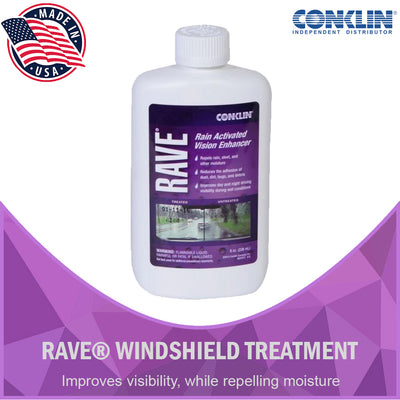 Rave® Windshield Treatment [variant_title] Appearance