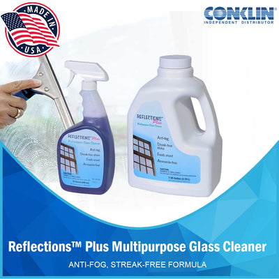 Reflections™ Plus Multipurpose Glass Cleaner [variant_title] CLASSIC CLEANERS