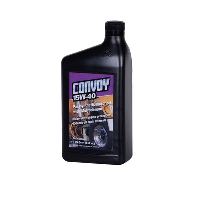 Convoy® 15w-40 Ci-4 Plus Motor Oil Single Quart Motor Oils & Treatments