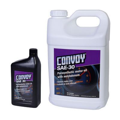 Convoy® Sae 30 Motor Oil Single Quart Motor Oils & Treatments