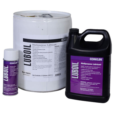 Luboil® Single aerosol (12 oz) Aerosols