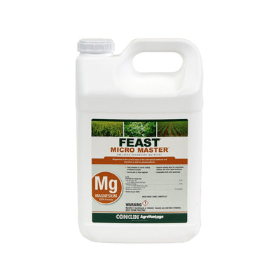 Feast® Micro Master™ 100% EDTA-Chelated Magnesium 2.5% Single 2½ gallon MICRO & SECONDARY NUTRIENTS