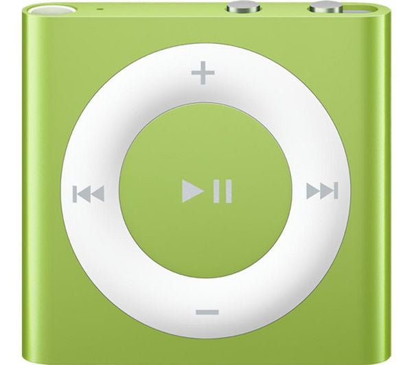 Apple iPod Shuffle 4th Generation 2GB - Green (Refurbished)