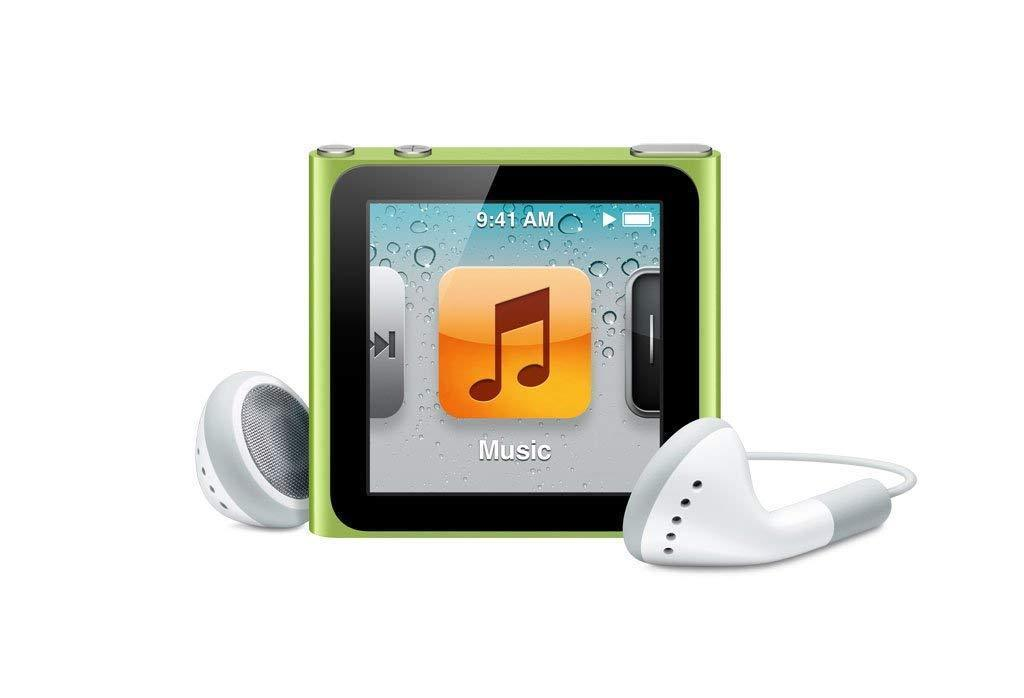Apple iPod Nano 6th Generation 8GB - Green (Refurbished)