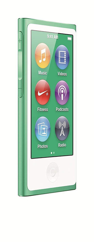 Apple iPod Nano 7th Generation 16GB - Green (Refurbished)