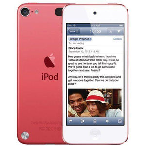 Apple iPod Touch 5th Generation 16GB - Pink (Refurbished)