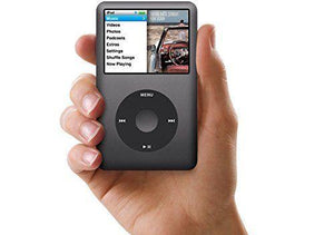 Apple iPod Classic 7th Generation 160GB - Black (Refurbished)